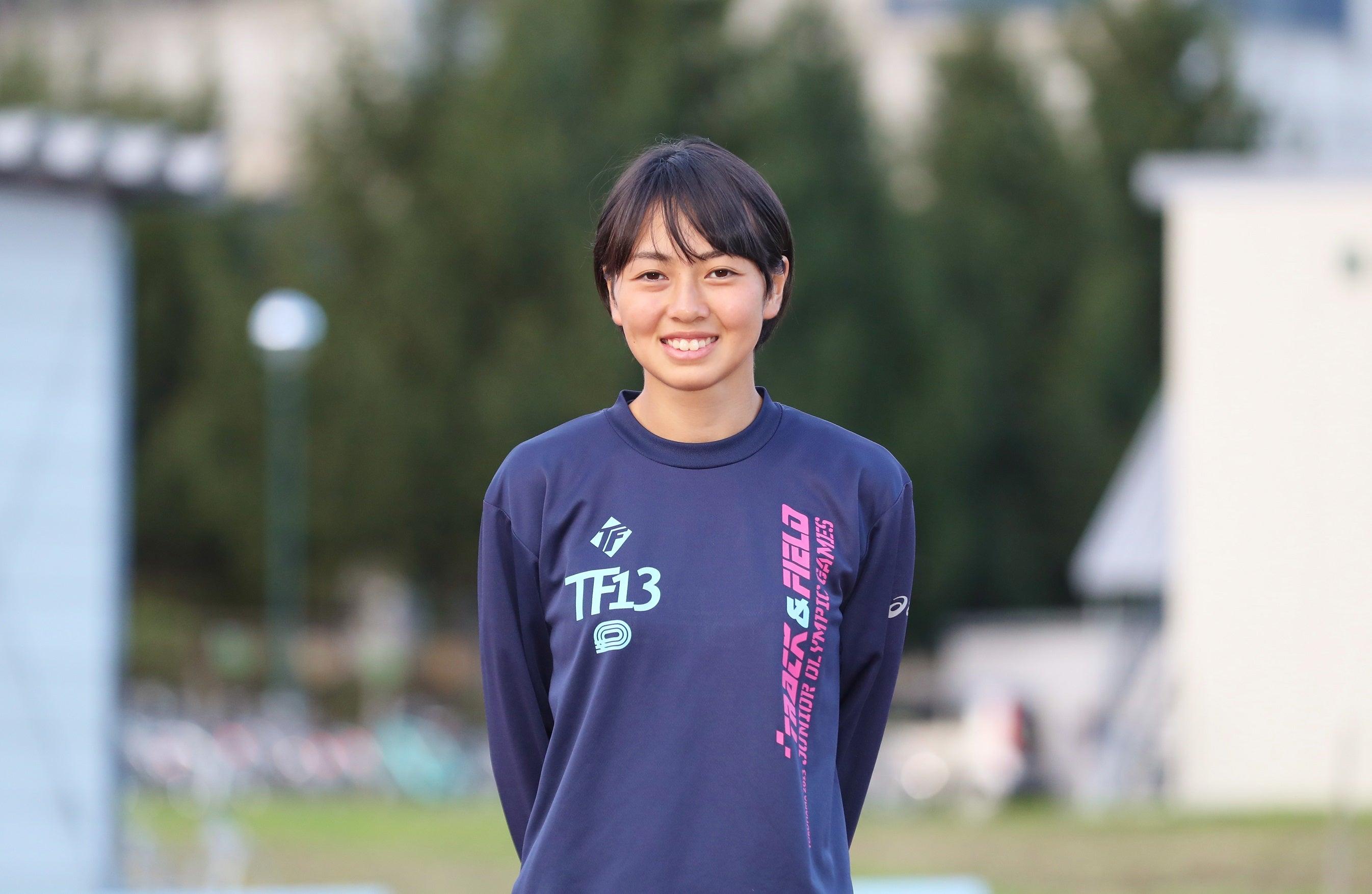 【10/25最新号発売】山田美来選手を取材!