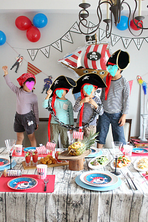 息子の9th Birthday Party