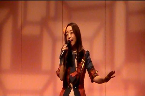 歌う奥田美和