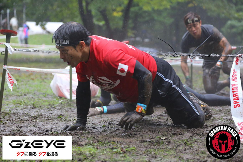 レース スパルタン Spartan Japan