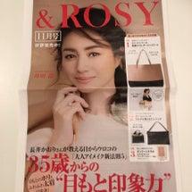 &ROSY 11月号…