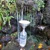 英彦山の北岳山頂/丑三刻から護摩神事の画像
