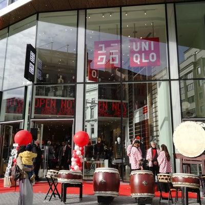 UNIQLO Brussels オープン!の記事に添付されている画像