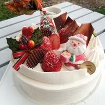 クリスマスケーキ 写…