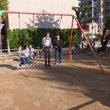 公園でコミュニケーシ…