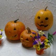 ハロウィン かぼちゃ…