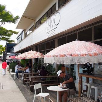 【ハワイ旅行記Ⅲ㊼】やっと食べれた!インスタ映えなアボガドトースト@ARVO