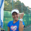 祝 優勝! ITF…