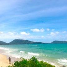 週末は綺麗なビーチに…