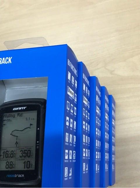 GIANT NEOS TRACK GPSが入荷しましたの記事より
