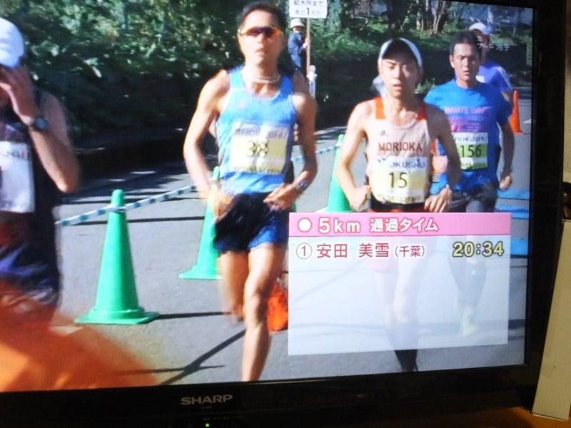 2017-10-29_北上マラソン放送5km