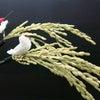 ■稲穂かんざし2018|鳩と鶴|新春の縁起物・稲穂かんざし入荷!今年も日本全国のお客様の元へ!の画像