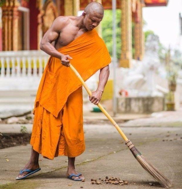 アメサソリ27最強の僧侶?