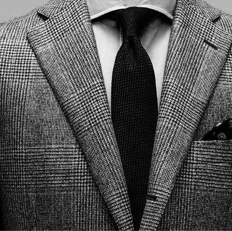 「グレンチェック スーツ」の画像検索結果