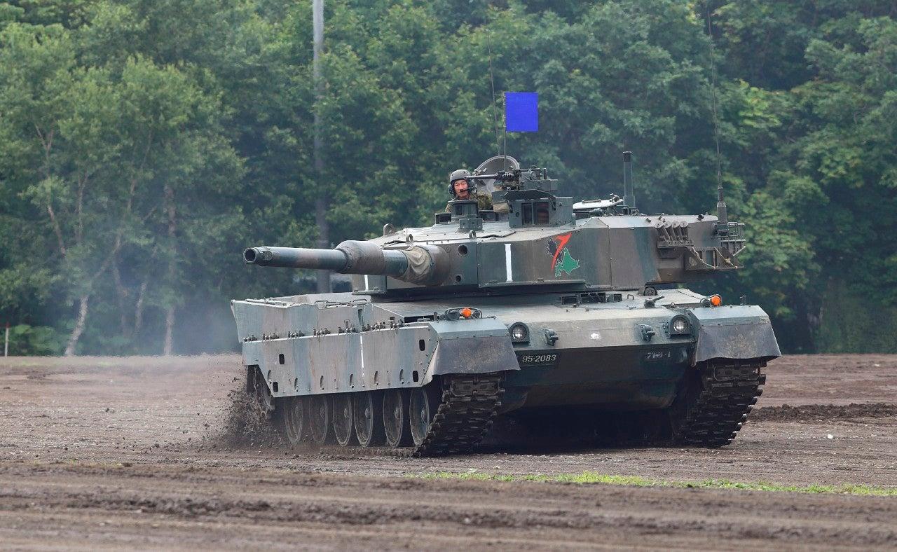 71戦車連隊の訓練検閲 | 戦車兵...