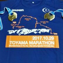 ☆富山マラソン☆