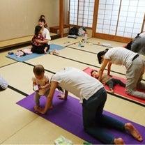 3月4月のohana子連れヨガの日程ですの記事に添付されている画像