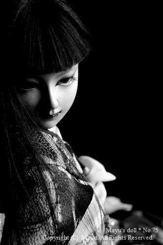 Mayu's Doll No.75「真赭(まそほ)」