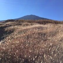 久々の富士山でエネル…
