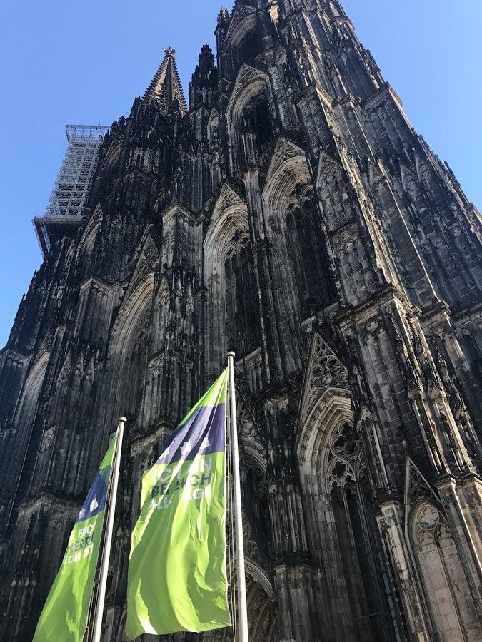 ドイツ新婚旅行日記②ケルン観光