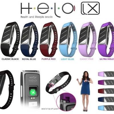 腕時計型ウェアラブルデバイス 【Helo LX】とはの記事に添付されている画像