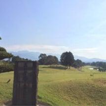 ゴルフしてます