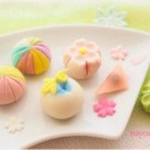 繊細な和菓子