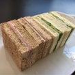 サンドイッチが完成!
