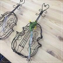 バイオリンワーク~♪