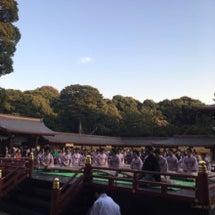 明治神宮 秋の大祭