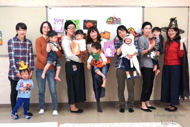 10月20日名古屋市緑区スリールベベキッズ会でした(ハロウィン×英語×撮影イベント)の記事より