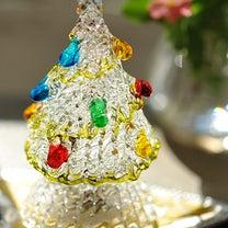 ガラスのクリスマスツリー ♡の記事に添付されている画像