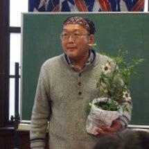 金子先生の講演会も盛…