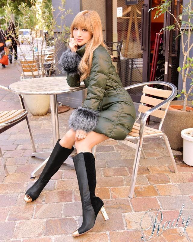 大人ギャル系冬ファッション☆武藤静香がデザイナーを務めるアパレルブランド『Rady』