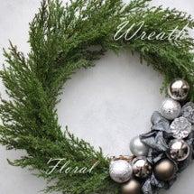 クリスマスリースのお…