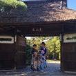 東山荘にて成人式前撮…