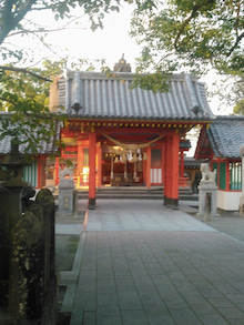天之御中主神社