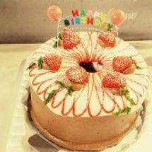 感謝。誕生日!!