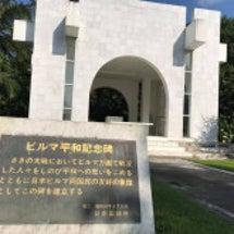 ミャンマーの日本人墓…