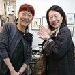 桜沢エリカさんの個展