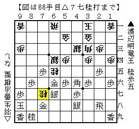 第30期竜王戦七番勝負第2局-4