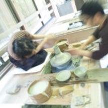 陶芸初体験