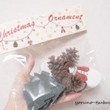 クリスマス飾りつけ♥…