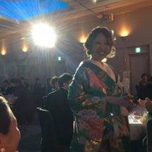 中尾さん、結婚式❤❤…