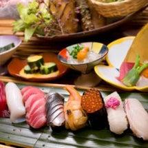 【築地寿司ランチ】