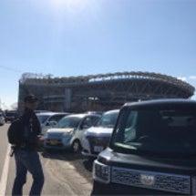 鹿島スタジアムに来ま…