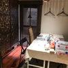 新しい東京教室!馬喰町教室で、レジュフラワー、UVレジンアクセサリー教室の画像