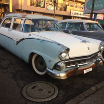 1955 ford …