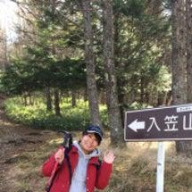 久々の登山〜入笠山〜