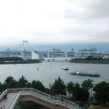 昼間の東京